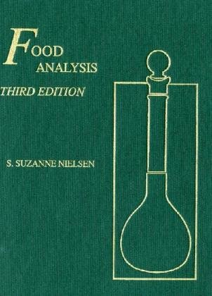 Food Analysis 9781441914774
