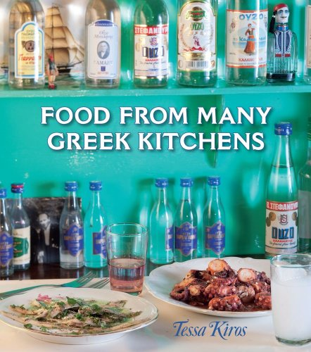 Food from Many Greek Kitchens 9781449406523