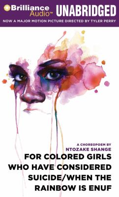 For Colored Girls Who Have Considered Suicide/When the Rainbow Is Enuf 9781441880109
