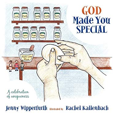 God Made You Special: A Celebration of Uniqueness 9781449704421