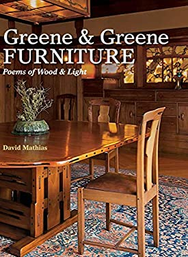 Greene & Greene Furniture: Poems of Wood & Light 9781440302992