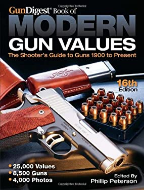 Gun Digest Book of Modern Gun Values 9781440218316