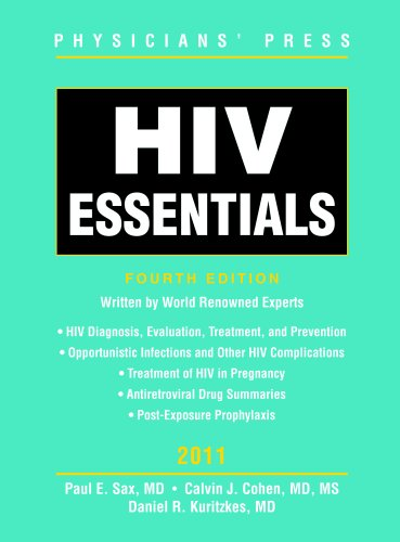 HIV Essentials 9781449613396
