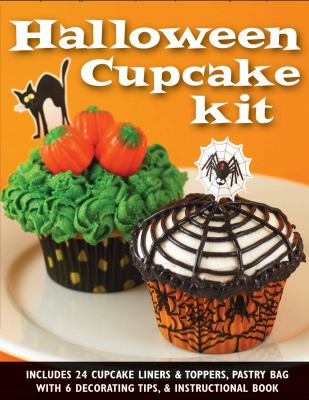 A Halloween Cupcake Kit 9781441306388