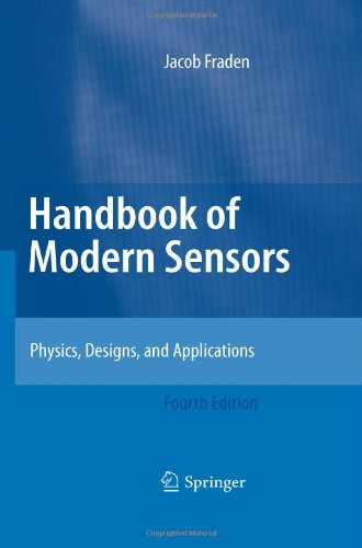 Handbook of Modern Sensors: Physics, Designs, and Applications 9781441964656
