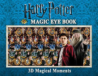 Harry Potter Magic Eye Book: 3D Magical Moments 9781449401412