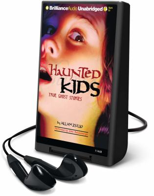 Haunted Kids: True Ghost Stories [With Earbuds] 9781441848901