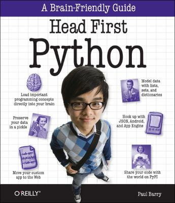Head First Python 9781449382674