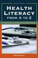 Health Literacy from A to Z 9781449600532