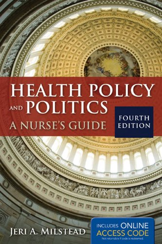 Health Policy and Politics