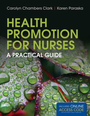 Health Promotion for Nurses 9781449686673