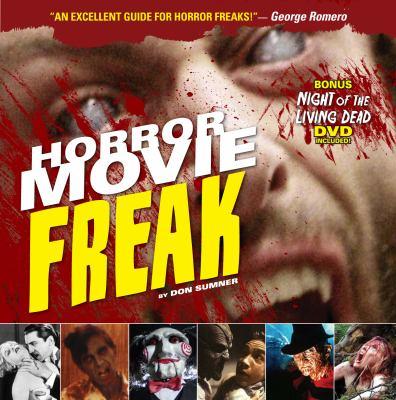 Horror Movie Freak [With DVD] 9781440208249