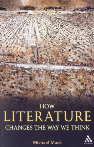 How Literature Changes the Way We Think 9781441119148