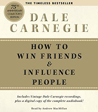 How to Win Friends & Influence People 9781442344839