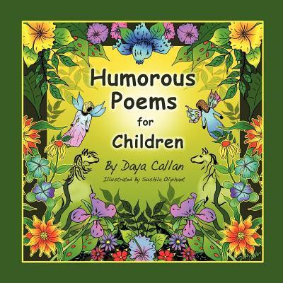 Humorous Poems for Children 9781449021115