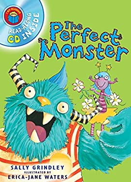 I am Reading with CD: The Perfect Monster 9781447222170