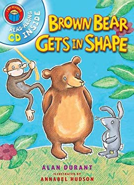 I am Reading with CD: Brown Bear Gets in Shape 9781447222187