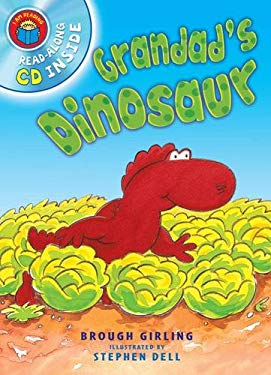 I am Reading with CD: Grandad's Dinosaur 9781447222125