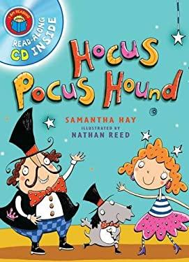 I am Reading with CD: Hocus Pocus Hound 9781447222095