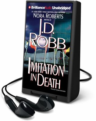 Imitation in Death [With Headphones] 9781441823397