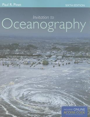 Invitation to Oceanography [With Access Code] 9781449648022