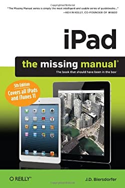 Ipad: The Missing Manual 9781449325565