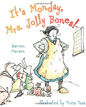 It's Monday, Mrs. Jolly Bones! 9781442412293