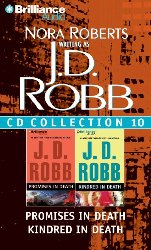 J.D. Robb CD Collection 10: Promises in Death, Kindred in Death 9781441861658
