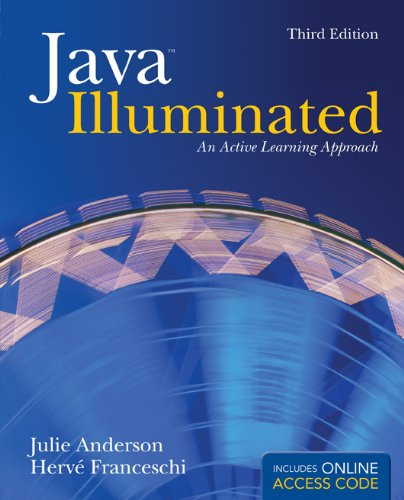 Java Illuminated: An Active Learning Approach [With CDROM] 9781449632014