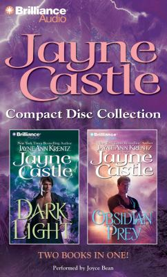 Jayne Castle CD Collection: Dark Light/Obsidian Prey 9781441878656
