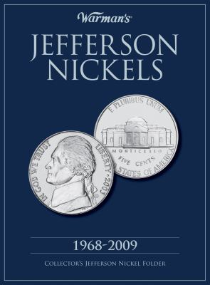 Jefferson Nickels 1968-2009: Collector's Jefferson Nickel Folder 9781440212871