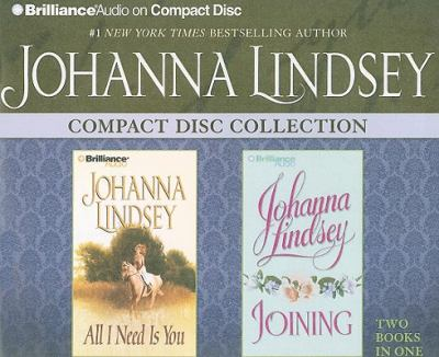Johanna Lindsey Collection: All I Need Is You/Joining 9781441850492