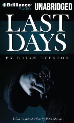 Last Days 9781441870711