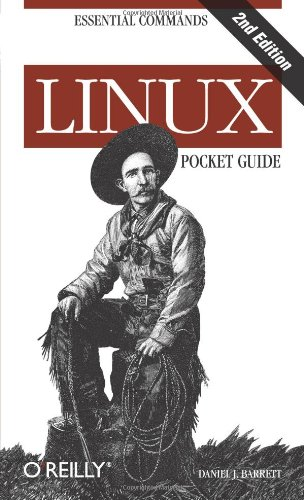Linux Pocket Guide 9781449316693