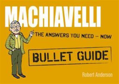 Machiavelli 9781444163377