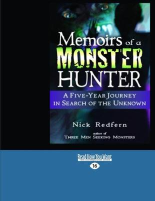Memoirs of a Monster Hunter (Easyread Large Edition) 9781442965300