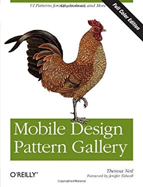 Mobile Design Pattern Gallery 9781449336448