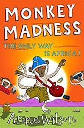 Monkey Madness: The Only Way is Africa! 21334788