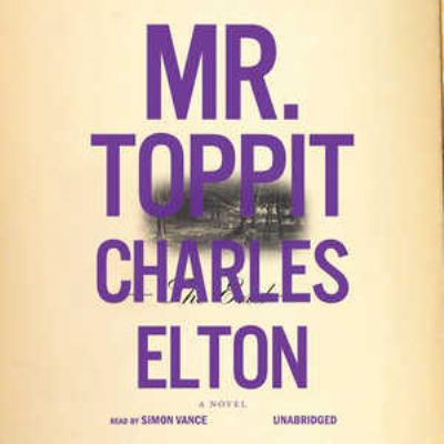 Mr. Toppit 9781441759634