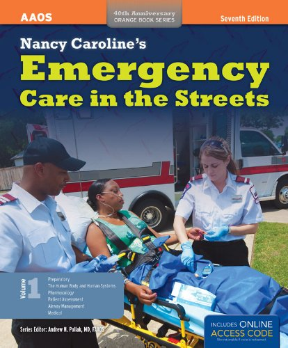 Nancy Caroline's Emergency Care in the Streets 9781449637804