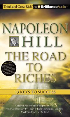 Napoleon Hill ? the Road to Riches: 13 Keys to Success 9781441878199