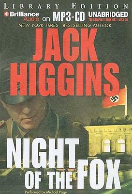 Night of the Fox 9781441844088