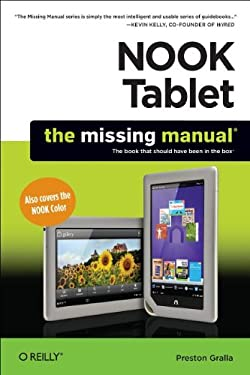Nook Tablet: The Missing Manual 9781449317751