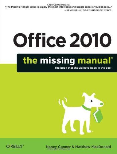 Office 2010 9781449382407