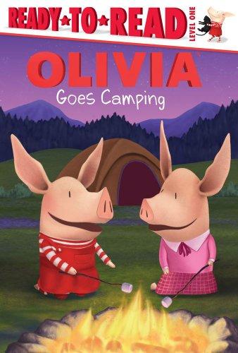 Olivia Goes Camping 9781442422537