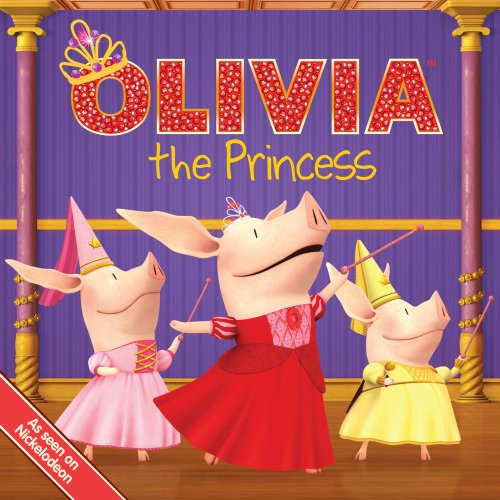 Olivia the Princess 9781442430334