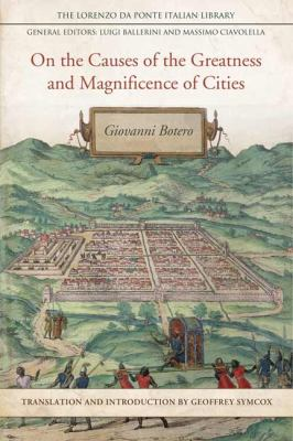 On the Causes of the Greatness and Magnificence of Cities 9781442645073