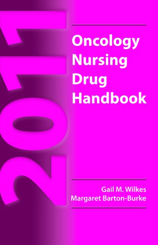 Oncology Nursing Drug Handbook 9781449600136