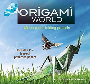Origami World: 40 Fun Paper-Folding Projects 9781440309182