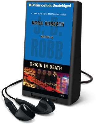 Origin in Death [With Earbuds] 9781441823410